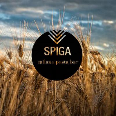 La Spiga | milano pasta bar | concept design store
